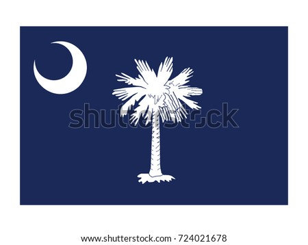 south carolina flag stock images, royalty-free images & vectors