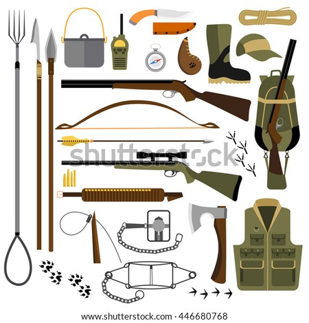 hunting and fishing equipment Adaptive fishing equipment makes it possible for people of all abilities to fish many equipment adaptations exist, including: fishing rod mounts, harnesses and holders: all types of rod holders exist from ones that fasten to a boat or wheelchair, strap to the user's chest or forearm, or which the user sits on – to hold the rod comfortably.