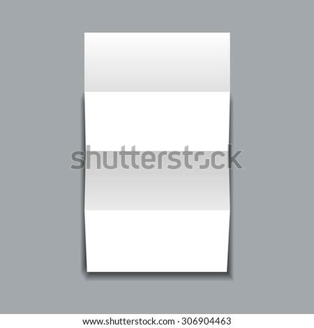 cardboard brochure holder template - lesyaka8 39 s portfolio on shutterstock