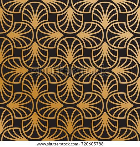Art Nouveau Pattern Stock Images, Royalty-Free Images & Vectors ...