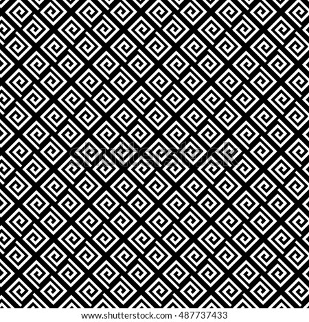 Vector geomatric pattern. modern stylish repeating texture