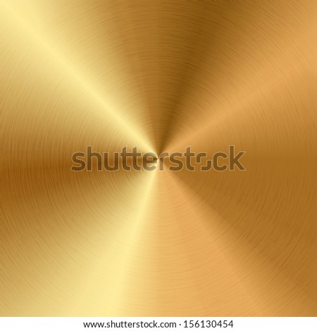Vector gold texture - stock vector