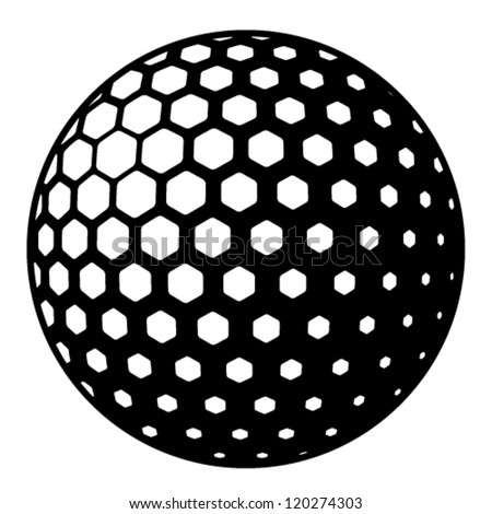 golf ball vector stock images, royalty-free images & vectors