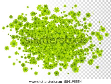 Four Leaf Clover Transparent