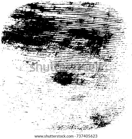 Vector grunge background black and white of abstract elements for print and design