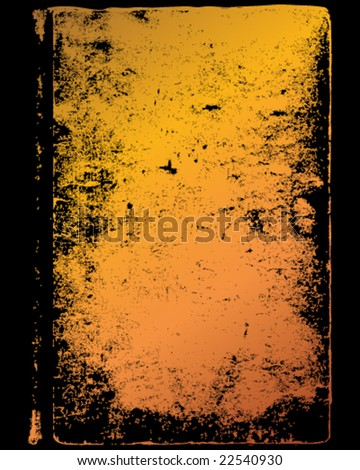 VECTOR Grunge texture background. - stock vector