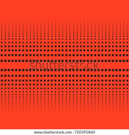 Vector halftone background.