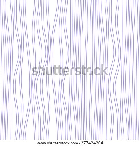 Vector hand drawn inky style tender violet lines abstract background. Seamless pattern. - stock vector