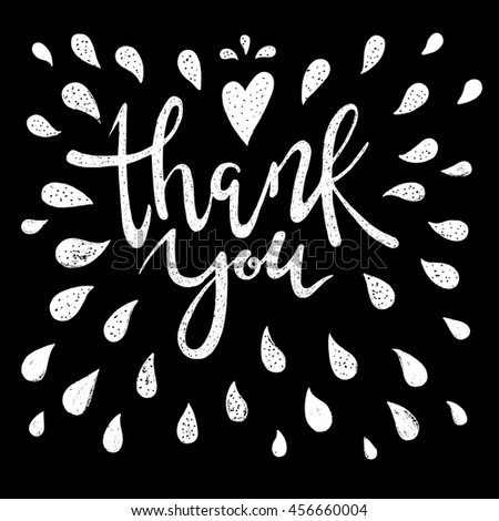 stock vector vector hand drawn lettering of phrase thank you trendy design with texture perfect for banner 456660004 twitter banner template 2016,banner free download card designs on twitter banner orignal template