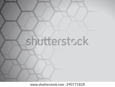 Vector : Honeycomb abstract vector background