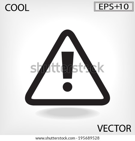 Vector icon - stock vector
