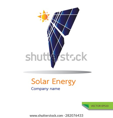 Design a cool logo for a new solar energy company  Logo