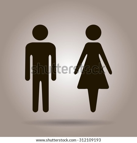 "Bathroom Signs Holding Hands bathroom signs"" stock photos, royalty-free images & vectors"