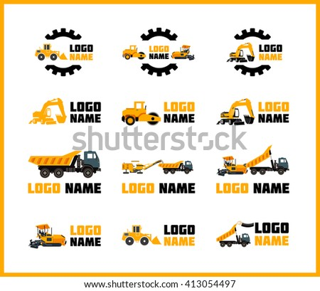 construction logo stock images royaltyfree images
