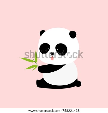 how to draw a sitting panda