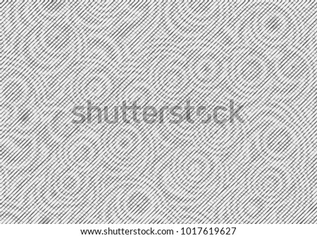 Vector illustration, abstract halftone backdrop in white and black tones in pop art style, monochrome background for business card, website, interior design, labels and stickers