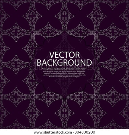 Vector illustration background invitation silver line.