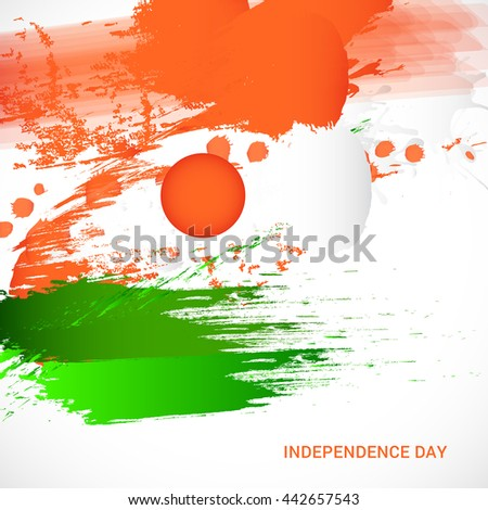 Vector illustration,banner or poster for independence day of niger.