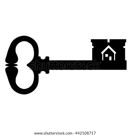Latchkey stock photos royalty free images vectors for Classic house keys samplephonics