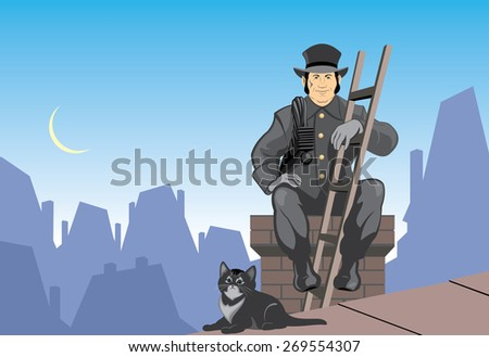 Chimney Sweeper Stock Images Royalty Free Images