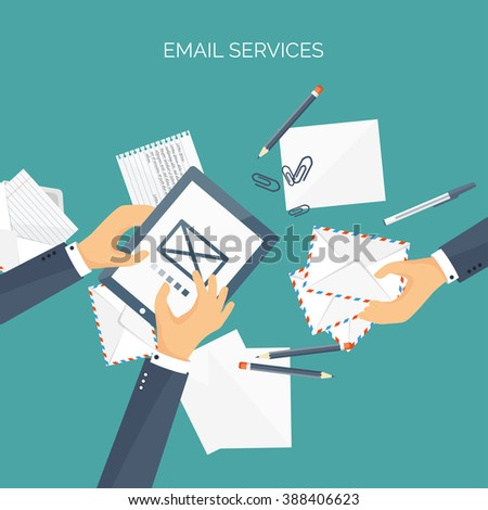 Email Template Stock Photos, Royalty-Free Images & Vectors ...