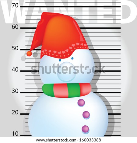 Vector illustration for present Cristmas Season, ti's for decorate card and etc. - stock vector
