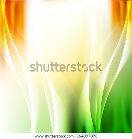 vector illustration for Republic day, Republic day India greeting or artwork.  - stock vector