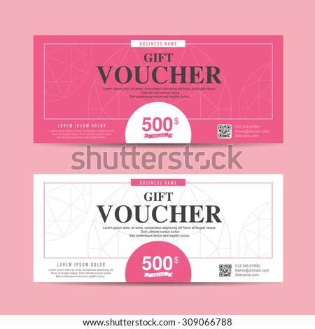 Voucher Photos RoyaltyFree Images and Vectors Shutterstock – Design Gift Vouchers Free