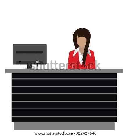 Receptionist Stock Photos, Images, & Pictures | Shutterstock