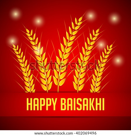the baisakhi festival is a seasonal Every april, millions of sikhs world-wide celebrate vaisakhi day, a day that marks  the new year considered one of the most important festivals in the sikh.