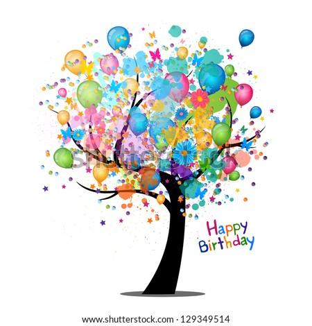 Happy Birthday Card Images RoyaltyFree Images Vectors – Birthday Greeting Photos