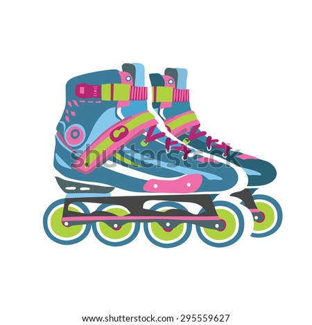 Roller Blades Stock Images, Royalty-Free Images & Vectors ...