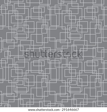 Vector illustration of a seamless texture with rectangles.