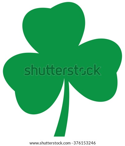 Vector illustration shamrock icon st patrick stock vector vector illustration of a shamrock icon st patrick day irish symbol voltagebd Images