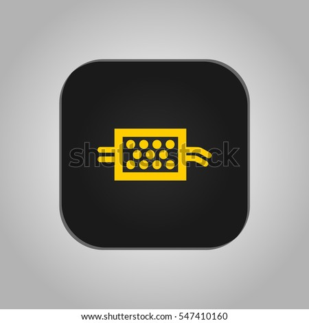 Particulate Stock Images RoyaltyFree Images Vectors Shutterstock - Car image sign of dashboardcar dashboard icons stock images royaltyfree imagesvectors