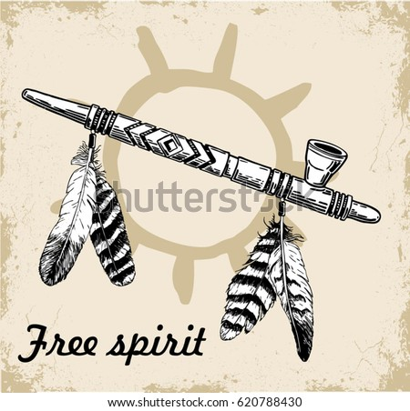 Peace-pipe Stock Images, Royalty-Free Images & Vectors ...