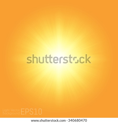 Vector illustration of abstract modern light background.