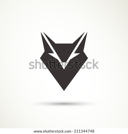 Vector Illustration of an Animal Icon - stock vector