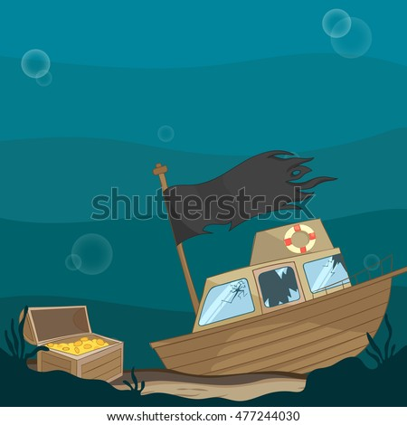 Sunken Ship Stock Images Royalty Free Images Amp Vectors