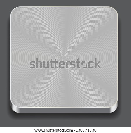 Vector illustration of apps icon. - stock vector