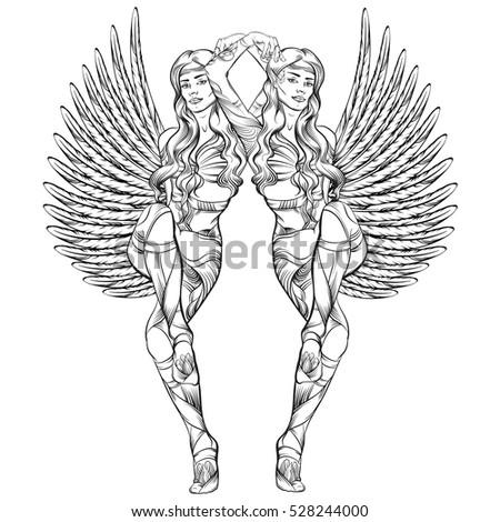 elf queen stock vectors, images & vector art | shutterstock, Muscles