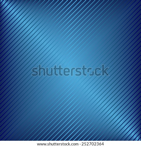 Vector illustration of blue Background  - stock vector