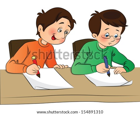 essay on menace of copying in examination