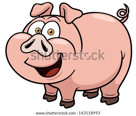 Pig Cartoon Stock Images, Royalty-Free Images & Vectors | Shutterstock