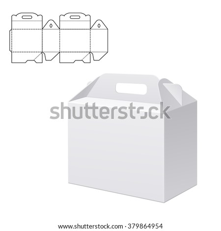 Packaging Template Stock Images, Royalty-Free Images & Vectors ...
