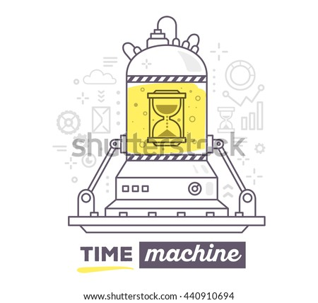 time machine stock