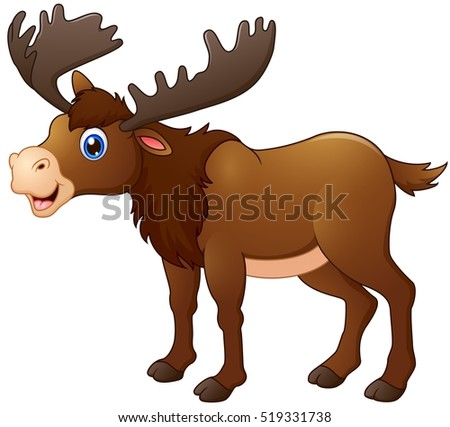 Moose Vector Picture I...