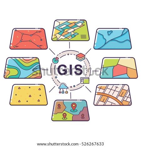 Gis Stock Images, Royalty-Free Images & Vectors | Shutterstock