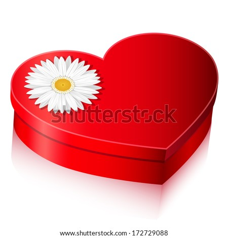 Heart Shaped Box Isolated Stock Images, Royalty-Free Images ...