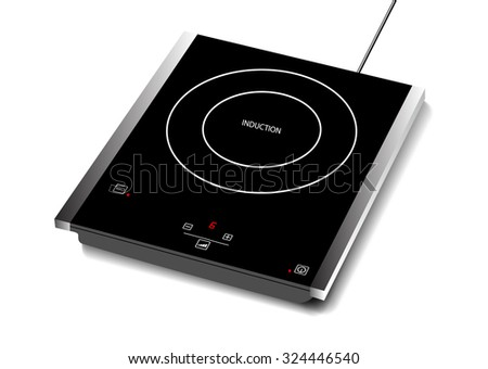 aroma induction cooktop watts